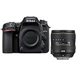 尼康D7500套机(16-80mm VR) 数码相机/尼康