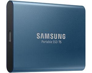 三星移动固态硬盘 SSD T5(500GB)