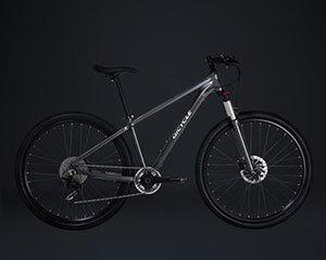 小米骑记智能山地自行车图片