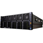 华为FusionServer RH5885 V4(E7-4820 v4*2+1200W*2/16GB*4+1.2TB/10K*3+SR430C/8盘位) 服务器/华为