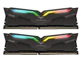 十铨科技夜鹰RGB 16GB DDR4 3200图片