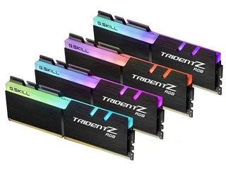 芝奇Trident Z RGB 32GB DDR4 2400 (F4-2400C15Q-32GTZR)图片