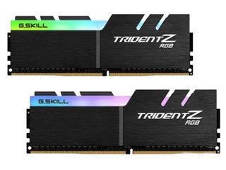 芝奇Trident Z RGB 16GB DDR4 3000(F4-3000C16D-16GTZR)图片