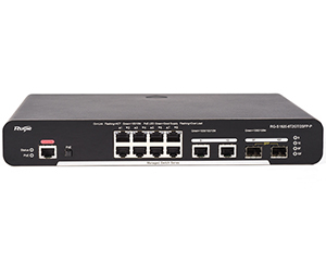 锐捷网络 RG-S1920-8T2GT/2SFP-P图片