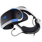 索尼PlayStation VR新版 �^戴式�@示�O��/索尼