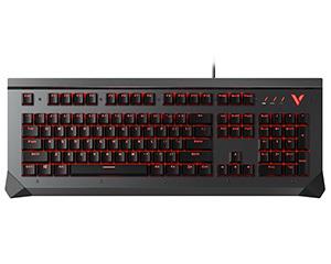 雷柏V750防水背光游戏机械键盘