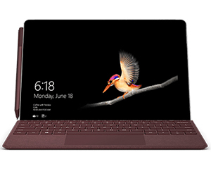 微软 Surface Go(Intel 4415Y/4GB/64GB/WiFi)