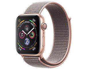 苹果Watch Series 4(44mm表盘/不锈钢表壳/米兰尼斯表带/GPS+蜂窝网络)