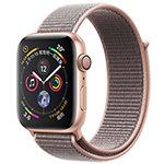 苹果Watch Series 4(44mm表盘/不锈钢表壳/米兰尼斯表带/GPS+蜂窝网络) 智能手表/苹果
