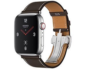 苹果Watch Hermès Series 4(44mm/Deployment Buckle表带)