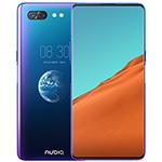 努比亚X(海光蓝/128GB/全网通) 手机/努比亚