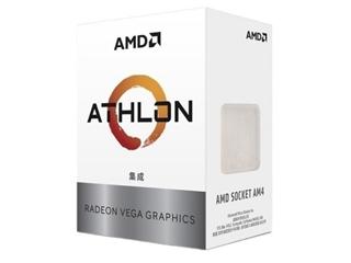 AMD Athlon 200GE图片