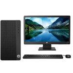 惠普288 Pro G3 MT(i3 7100/4GB/500GB/DVDRW/18.5LED) 台式机/惠普