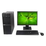 宏碁Veriton D430 6500(G3930/4GB/1TB/集显/19.5LCD) 台式机/宏碁