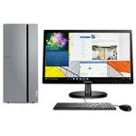 联想天逸510 Pro(i5 7400/8GB/1TB/2G独显/21.5LCD) 台式机/联想