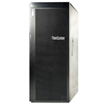 联想ThinkSystem ST558(Xeon Bronze 3104×2/16GB×4/600GB×4) 服务器/联想