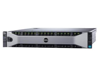 戴尔PowerEdge R730XD 机架式服务器(Xeon E5-2609 v4×2/8GB×2/2TB×6)图片