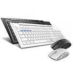 雷柏8200M多模式无线键鼠套装 键鼠套装/雷柏