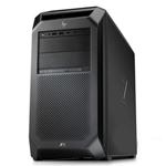 惠普 Z8 G4(Xeon Silver 4110×2/64GB/256GB+2TB/P2000)