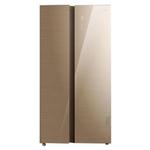 美的BCD-550WKGPZM 冰箱/美的