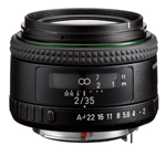 宾得HD PENTAX-FA 35mm F/2 镜头&滤镜/宾得