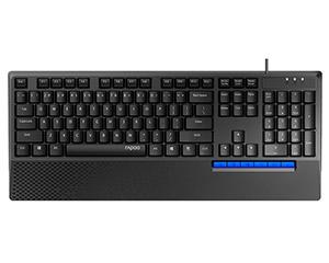 雷柏 NK2000有线键盘
