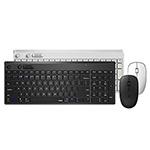 雷柏8050T多模式无线键鼠套装 键鼠套装/雷柏