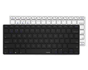 雷柏 E6080蓝牙刀锋键盘
