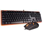 双飞燕K1700有线键鼠套装 键鼠套装/双飞燕