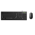 雷柏X120Pro键鼠套装 键鼠套装/雷柏