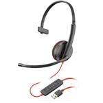 缤特力C3210 USB 耳机/缤特力