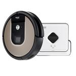 iRobot 961+381套装(擦扫组合) 吸尘器/iRobot