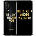 荣耀20 PRO(MOSCHINO联名版/8GB/256GB/全网通) 手机/荣耀