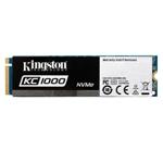 金士顿SKC1000 M.2(240GB) 固态硬盘/金士顿