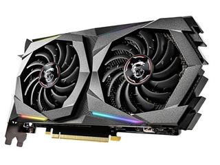 微星GeForce RTX 2060 Super GAMING X图片