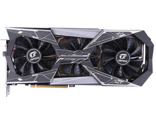 七彩虹iGame GeForce RTX 2060 SUPER Vulcan OC图片