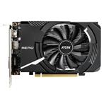微星GeForce GTX 1650 AERO ITX 4G OC 显卡/微星