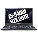 吾空X5(i5 9400F/8GB/256GB/RTX 2070) 笔记本电脑/吾空
