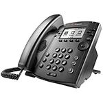 宝利通Polycom VVX 300/310 商务多媒体电话 基本型 网络电话/宝利通