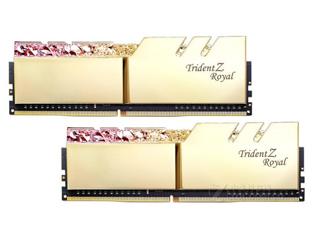 芝奇皇家戟 RGB 16GB DDR4 3200(F4-3200C16D-16GTRG)图片