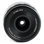 福伦达COLOR SKOPAR 21mm f/3.5 Aspherical 镜头&滤镜/福伦达