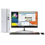 联想IdeaCentre 天逸510S(i5 9400/8GB/512GB/集显/23LCD) 台式机/联想