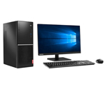 联想扬天M2601K(G4900/4GB/500GB/集显/21.5LCD) 台式机/联想
