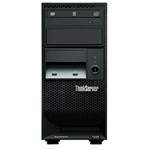 ThinkServer TS250(Xeon E3-1225 v6/8GB/6TB×3) 服务器/ThinkServer