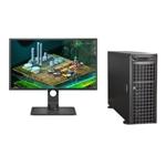 英睿特迎达Z7390(Xeon Gold 6254/256GB/2TB+24TB/M6000) 工作站/英睿特