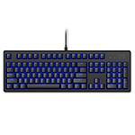 雷柏 V808背光游戏机械键盘