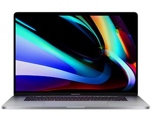苹果MacBook Pro 16英寸(i7/16GB/512GB)