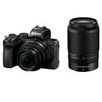 尼康Z50套机(16-50mm f/3.5-6.3,50-250mm f/4.5-6.3) 数码相机/尼康