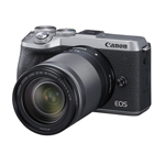 佳能EOS M6 Mark II套�C(18-150mm) �荡a相�C/佳能