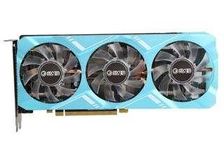 影驰GeForce RTX 2060 SUPER 金属大师图片